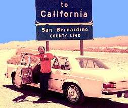 Hugo Bellard in California