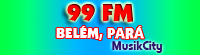 Radio 99 FM de Belém do Pará